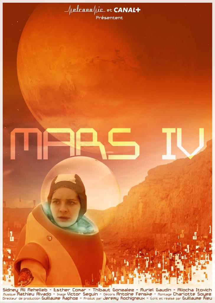 LA FACE CACHÉE DE MARS