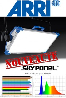 location ARRI Skypanel