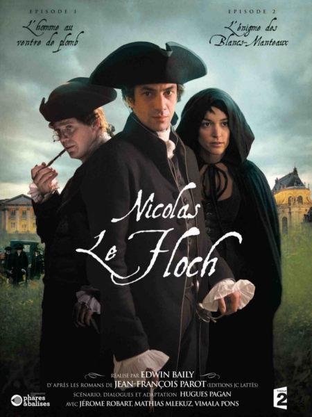 Nicolas le Floch - Le Noyé du Grand canal