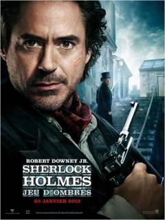 Sherlock Holmes - Jeu d'ombres