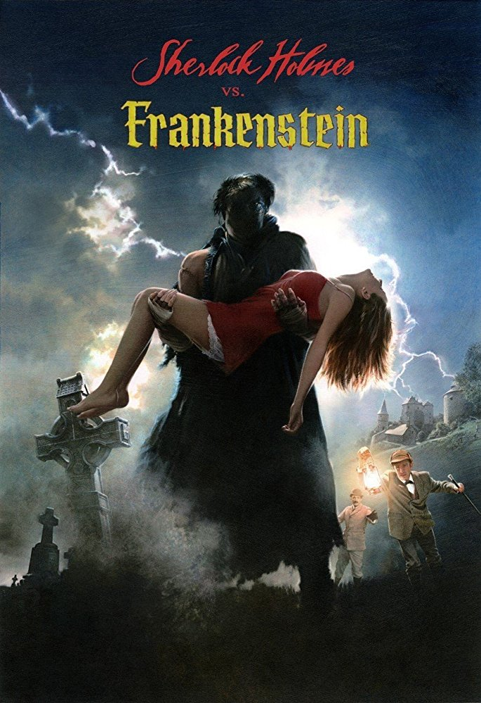 Sherlock holmes vs Frankenstein