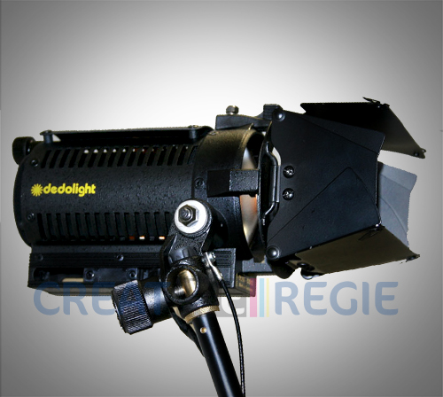 Photo de Dedolight 24V 3x150W