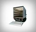 Camion Iveco 22m³ avec hayon
