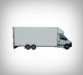 Photo de Camion Iveco 30m³ avec hayon