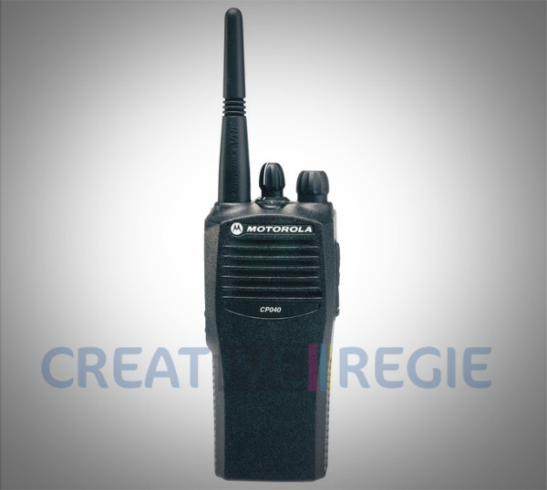 Photo de Talkie walkie Motorola CP040