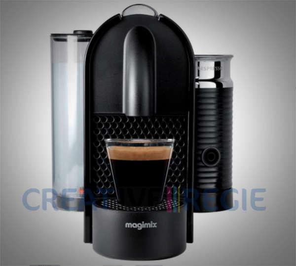 Machine à Café Nespresso Umilk Magimix