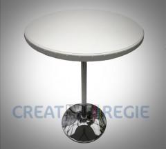 Nouveau produit Table Mange-Debout chez Créative Régie