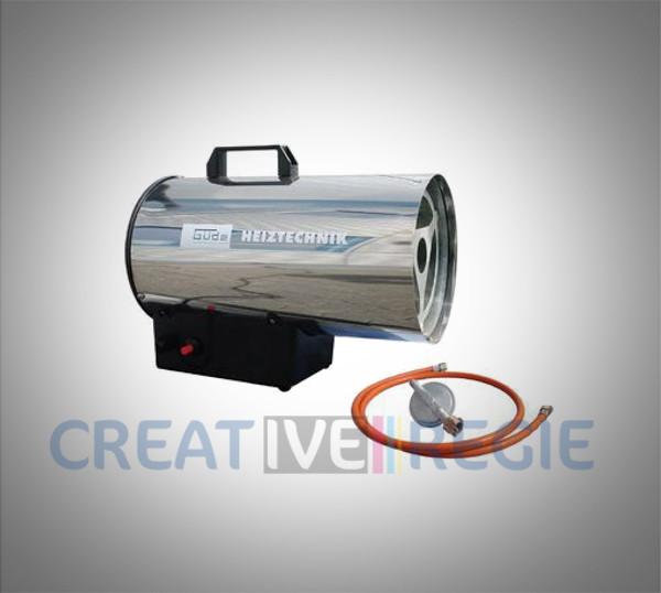 Grand souffleur à gaz