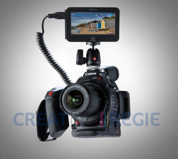Atomos Ninja 2 Enregistreur vidéo professionnel