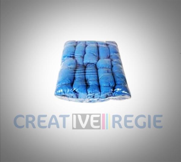 Surchausses bleues