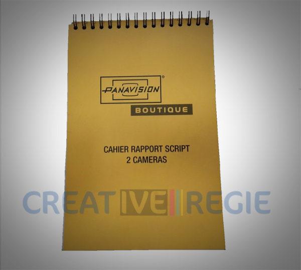 Rapport script 2 caméras
