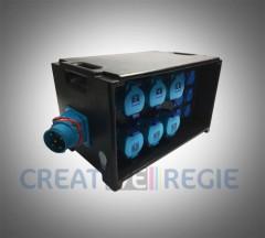Nouveau produit Boîtier 63-32A chez Créative Régie