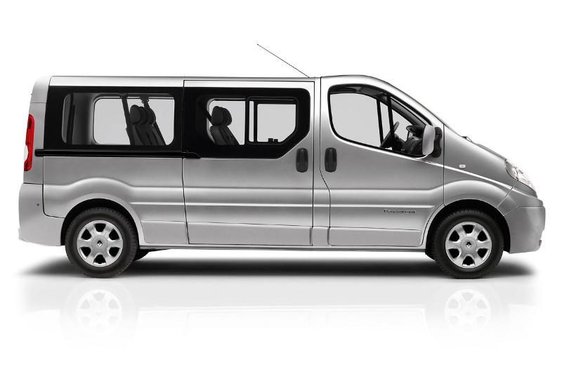 Minibus rallongé