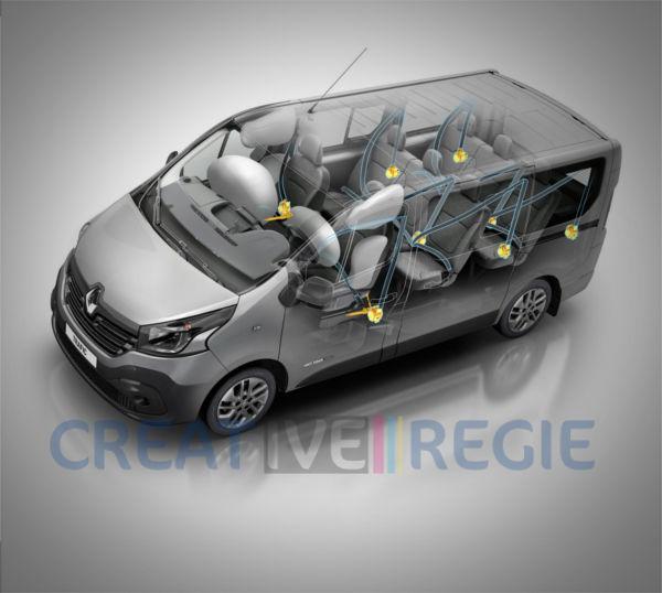 minibus Renault Trafic DCI 125 Energy
