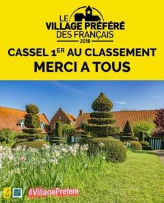 Le Village préféré des Français 2018