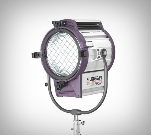 Photo de Tungstène Fresnel 300 JUNIOR