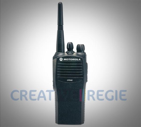 Talkie walkie Motorola CP040
