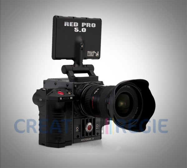 Photo de RED CINEMA SCARLET X BASE PACK
