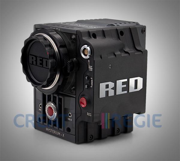 RED CINEMA SCARLET X BASE PACK