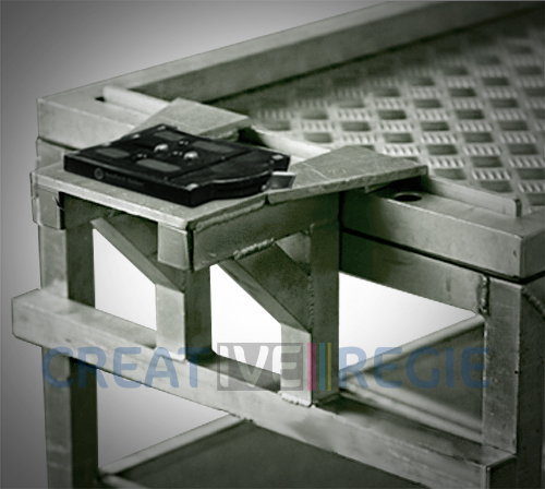 Roulante Caméra + Semelle QRP