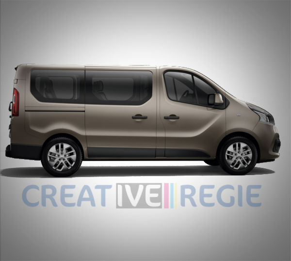 Photo de minibus Renault Trafic DCI 125 Energy